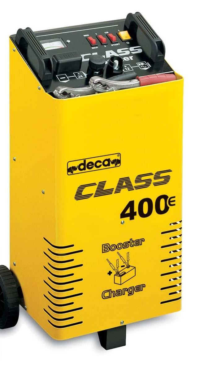 CARICABATTERIE BOOSTER CLASS 400 E DECA - thumbnail