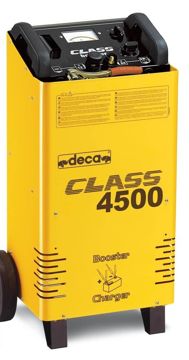 CARICABATTERIE BOOSTER CLASS 4500 DECA - thumbnail