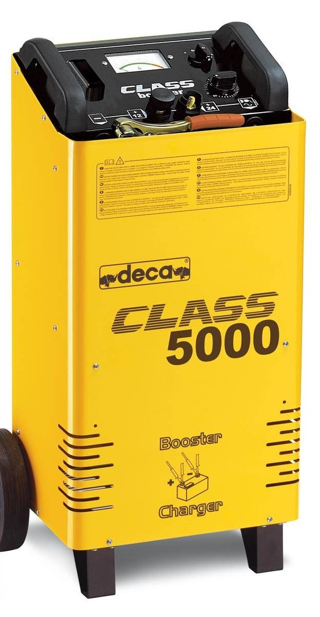CARICABATTERIE BOOSTER CLASS5000 DECA - thumbnail