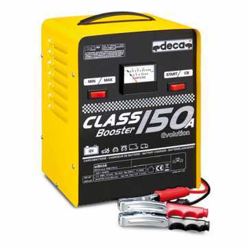 CARICABATTERIE BOOSTER CLASS 150A DECA PORTATILE - thumbnail